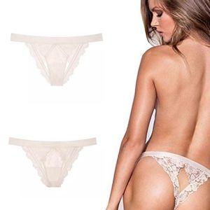 Victoria's Secret Panty Small Very Sexy Cheekini